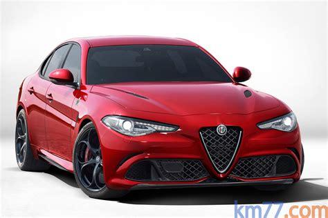 Alfa Romeo Giulia (habemus Papam!!!!)