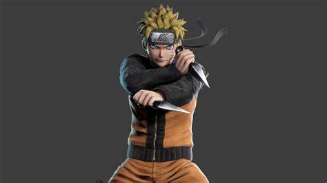 Naruto Uzumaki 4K 8K HD Wallpaper