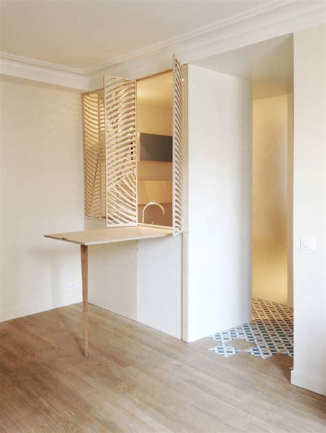 Appartamento 50 Mq by Il Progetto Salvaspazio Di Un Mini Appartamento Di 50 Mq