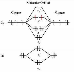 O3 Molecular Orbital Diagram