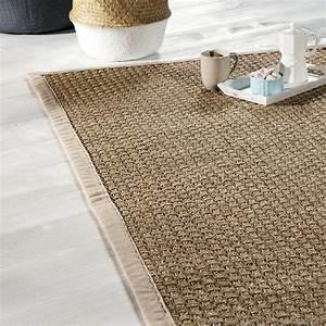 Carrelage design tapis jonc de mer ikea moderne design for Tapis jonc de mer avec canapé rotin design