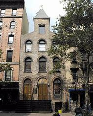Catholic Churches in Manhattan New York