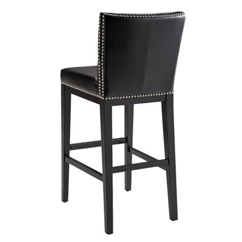leather stools   vintage leather barstool