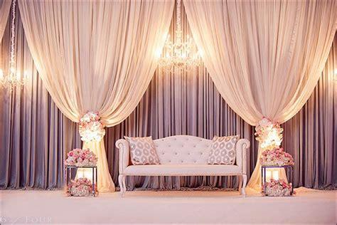 Indian Wedding Stage Decoration Ideas