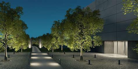 landscape lighting design guide erco service outdoor lighting design exles