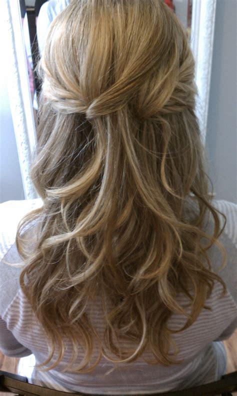 bridal hair      close