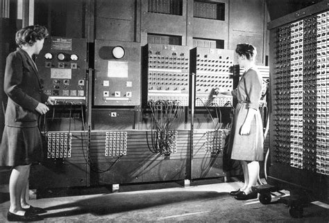 The Women Who Programmed The