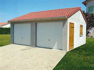 photos de garages en beton construire garagecom With garage prefabrique beton en kit