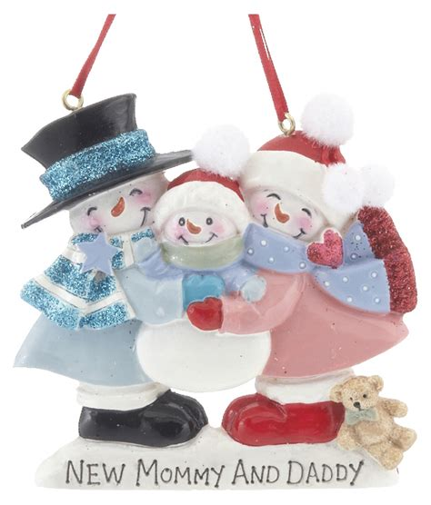 new baby christmas ornament new parents ornament baby christmasornaments