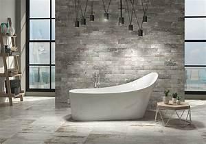 salle de bains 15 sols qui font la difference elle With decoration mur salle de bain