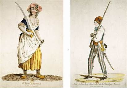 Revolution French Sans Culotte During 1810 1790