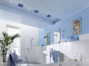 Welche Decke Im Bad : deckenpaneele f r den feuchtraum wo kaufen und wie teuer ~ Sanjose-hotels-ca.com Haus und Dekorationen