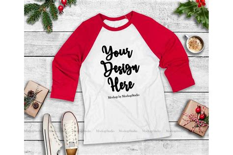 Here we come up with premium and free collections like mockups, backgrounds, fonts, wordpress themes, branding, inspiration, tutorials and informative articles for professional designers and beginners. Christmas Raglan Mockup Bundle, 5 Baseball Shirt Flat Lays ...