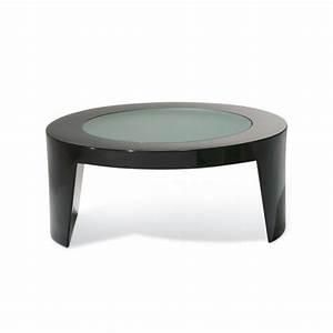 Table Exterieur Ronde : table basse design ronde exterieur interieur ~ Teatrodelosmanantiales.com Idées de Décoration