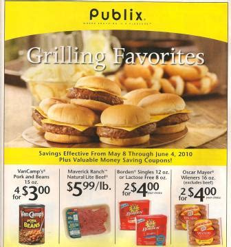 grill favorites 1 00 or less deals with the publix yellow advantage buy addictedtosaving com