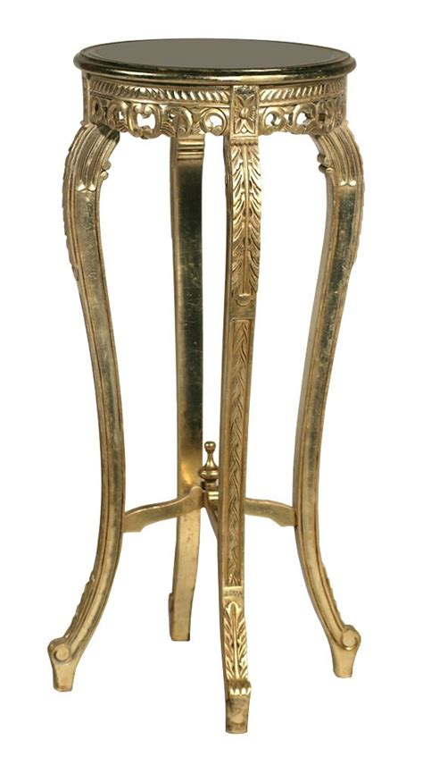 Gold Plant Stand by Versaille Boudoir Gold Plant Stand Want Pinterest