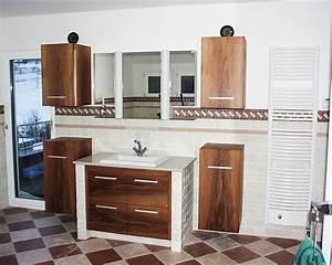 Badezimmermöbel Aus Holz : waschtischunterschrank holz stehend ~ Pilothousefishingboats.com Haus und Dekorationen
