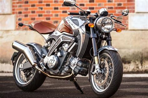仏ミデュアル、横置きボクサーツインの新型バイクのプロトタイプを披露