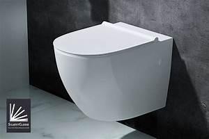 Hänge Wc Montieren : edle design toilette h nge wc mit silent close sitz neu markenartikel aachen502 ebay ~ Pilothousefishingboats.com Haus und Dekorationen