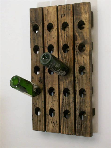 wine rack wall wall hanging wine rack the mounted glass
