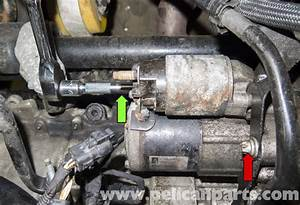 Mini Cooper R56 Starter Replacement  2007