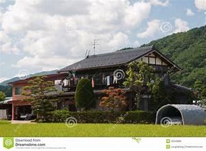 Japan Haus München : l ndliches haus in japan bergen redaktionelles stockfoto ~ Lizthompson.info Haus und Dekorationen