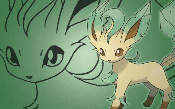 21 Leafeon (pokémon) Hd Wallpapers  Background Images