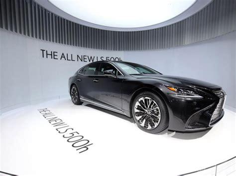 All-new Lexus Ls 500h Dibekali Motor Listrik Paling