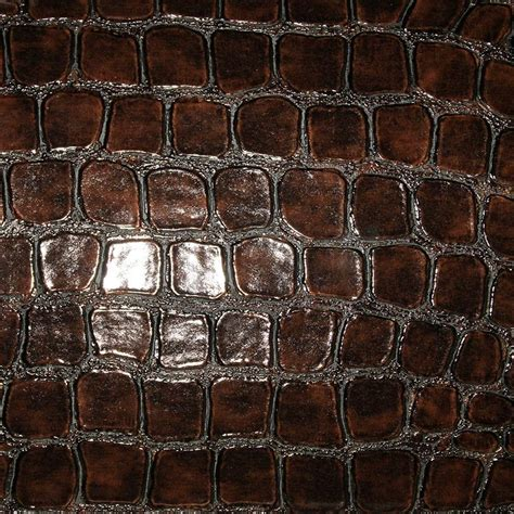 Alligator Upholstery Fabric by Regent Crocodile Pattern Vinyl Upholstery Fabric By The