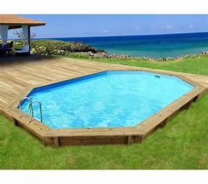 Promo Piscine Hors Sol : piscine bois hors sol carrefour ~ Dailycaller-alerts.com Idées de Décoration