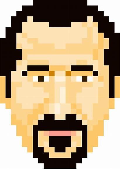 Pixel Bassel Clipart Log