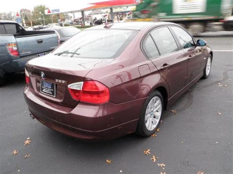 Buy Used 2006 Bmw 325i Sedan 4-door 3.0l 77,370 Miles