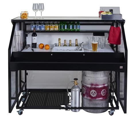 Mobile Bar by Professional Portable Bar Mobile Bars Portable