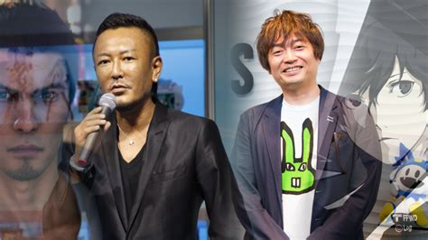 yakuza creator  persona director  host sega