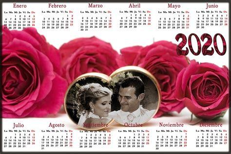 calendarios photoshop