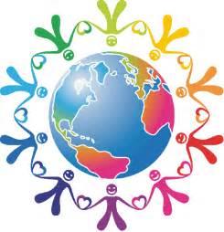 holding around the world clipart best