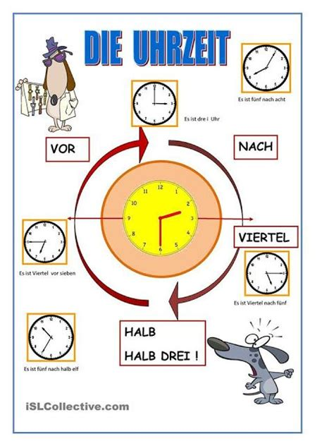 klasse ii gli orari tedesco  le medie didattica