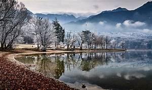 Kalter Wintergarten Preise : kalter wintermorgen am bohinj see in nationalpark triglav ~ Michelbontemps.com Haus und Dekorationen