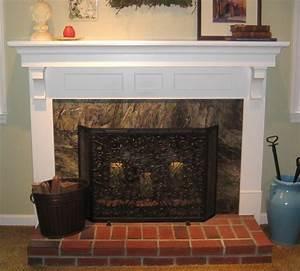 J I Murphy & Co Custom Woodworking - Fireplace Mantels