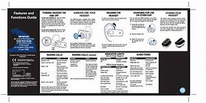 Features And Functions Guide  Wearing The Headset