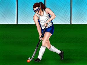 How to Play Field Hockey: 10 Steps (with Pictures)
