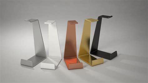 Holder Iring Stand m headset holder table stand white multibrackets