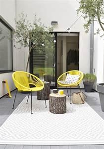 Decoration Terrasse Exterieur : d co terrasse 12 id es au top c t maison ~ Teatrodelosmanantiales.com Idées de Décoration