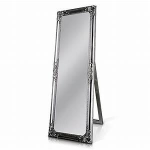 Spiegel Zum Hinstellen : handgefertigt silberner shabby chic spiegel zum ~ Michelbontemps.com Haus und Dekorationen