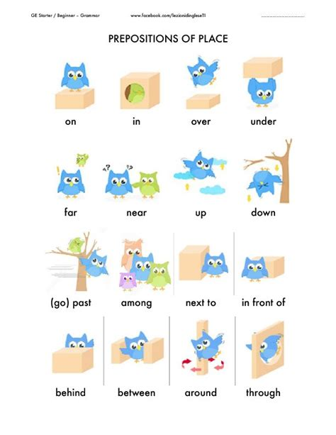 preschool prepositions click to or click and drag to move elt 900