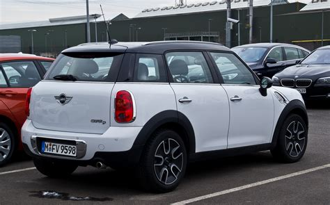 Mini Countryman 2018 Wikipedia Autos Post