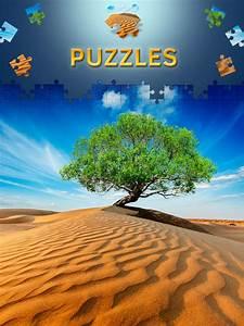 Puzzle Gratuit En Ligne Pour Adulte : d sert puzzle gratuit adulte paysage jigsaw dans l app store ~ Dailycaller-alerts.com Idées de Décoration