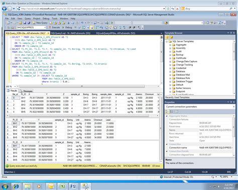 Sql Server 2012 Management Studio