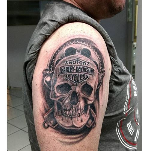 50 Cool Biker Tattoos Ideas For Men And Women (2018