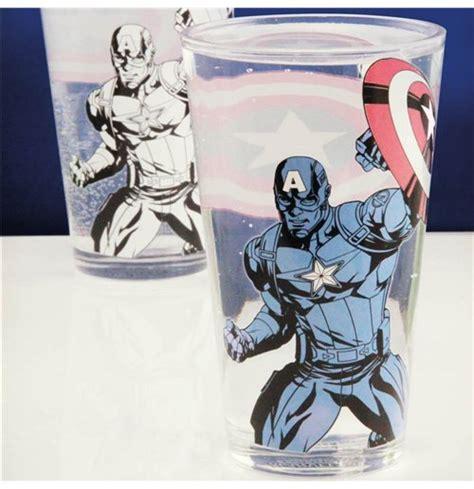 Bicchieri Di Chagne by Acquista Captain America Colour Change Glass Bicchiere